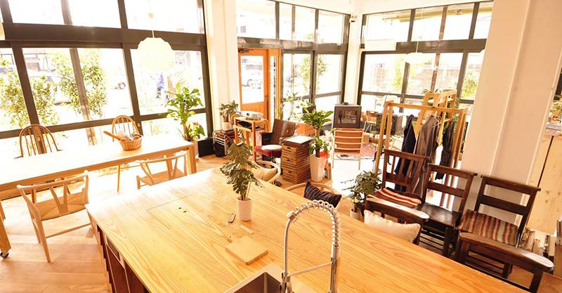 タイムシェアカフェ